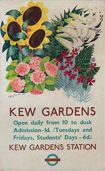 London Transport Kew Gardens