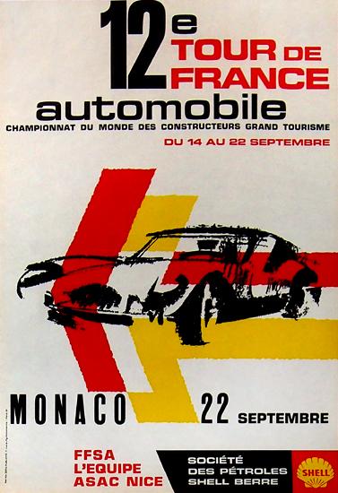 12th Tour de France - Monaco