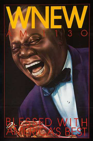 WNEW Louis Armstrong