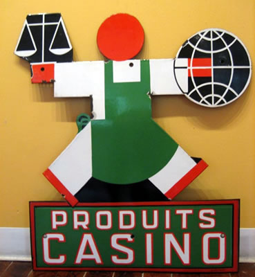 Produits Casino