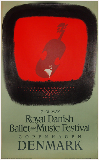 Royal Danish Ballet and Music