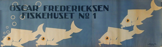 Oscar Fredricksen Fiskehuset No. 1