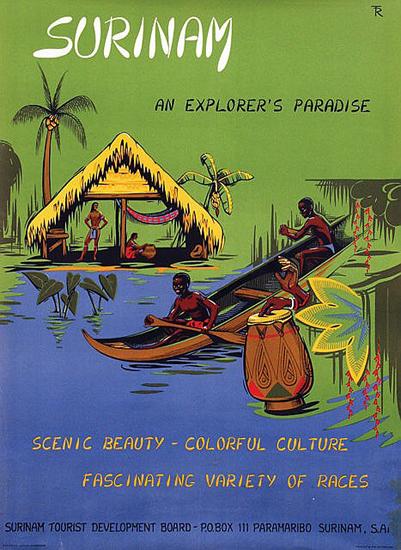 Surinam An Explorers Paradise (Suriname)