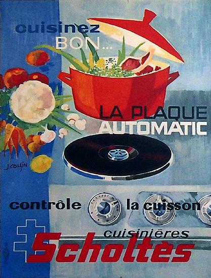 Cuisinez Bon La Plaque Automatic Scholtes
