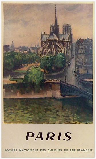 SNCF Paris (Moody Grey)