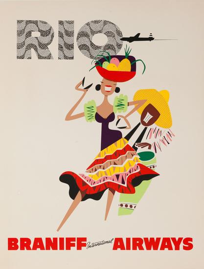 Branif Airlines Rio (Dancer)