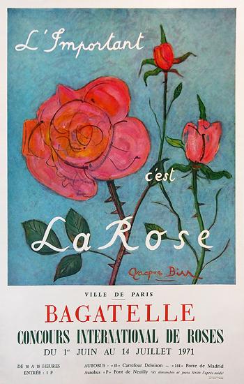 Bagatelle L'Important c'est La Rose