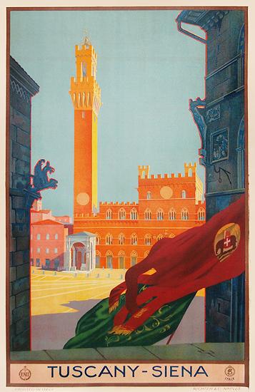 Tuscany Siena (ENIT)