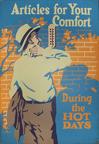 Pharmacy Card: Articles for Your Comfort During the Hot Days