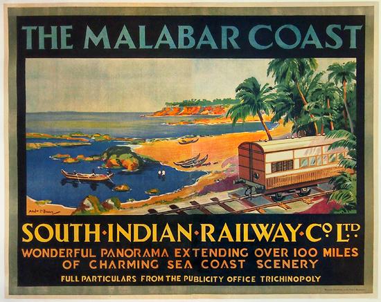The Malabar Coast South Indian Railway Co. LTD.
