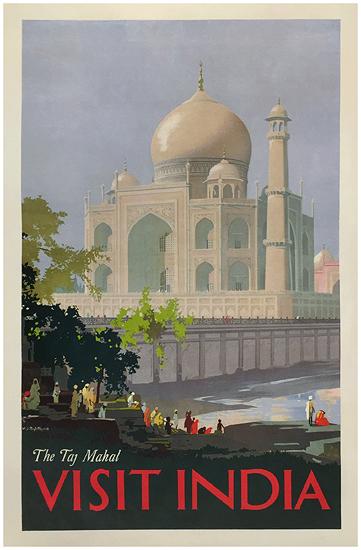 Visit India The Taj Mahal
