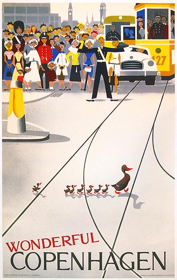 Wonderful Copenhagen (1958)
