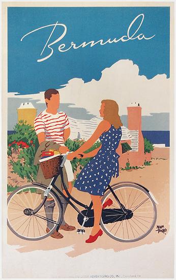 Bermuda (Bike Ride/ Small Format)