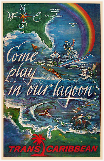 Trans Caribbean Come Play in Our Lagoon