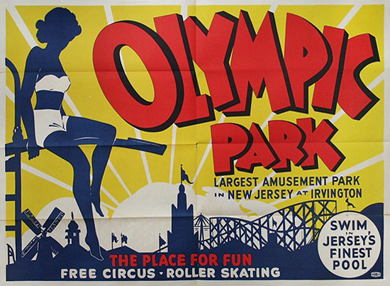 Olympic Park The Place For Fun (Horizontal)