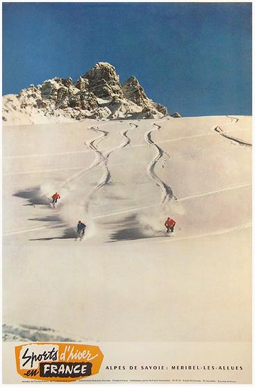 Sports d'Hiver en France Alpes de Savoie