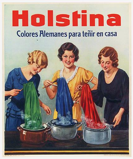 Holstina Dyes