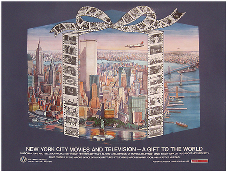 New York City Movies and Television