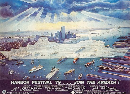 Harbor Festival 1979, Join the Armada