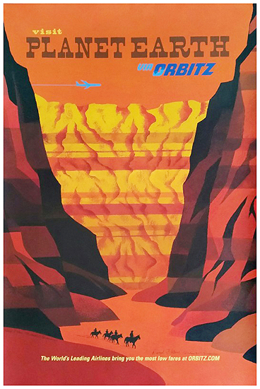 Orbitz Visit Planet Earth (Grand Canyon)