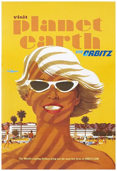 Orbitz Visit Planet Earth (Southern California)