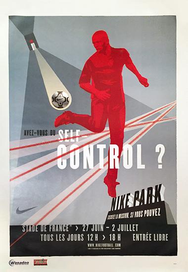 Nike Park Self Control