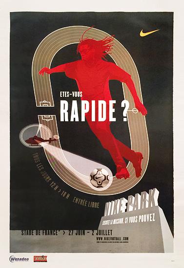 Nike Park Rapide