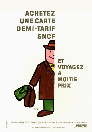 SNCF Achetez une Carte