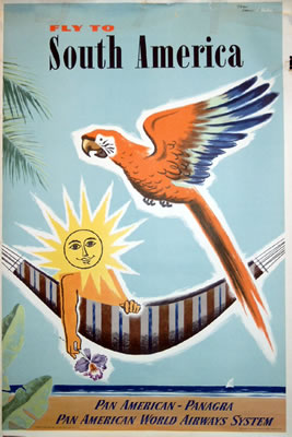 Pan Am - South America