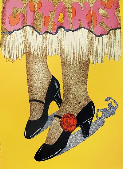 Gitanes (Shoes)