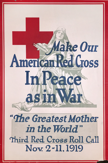Greatest Mother in the World (American Red Cross)