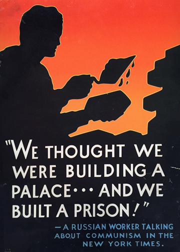 And We Built A Prison (Think America)