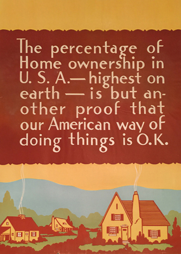Home Ownership (Think American)