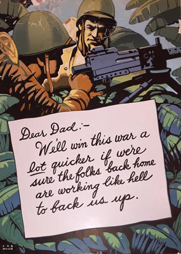 Dear Dad (Think American)