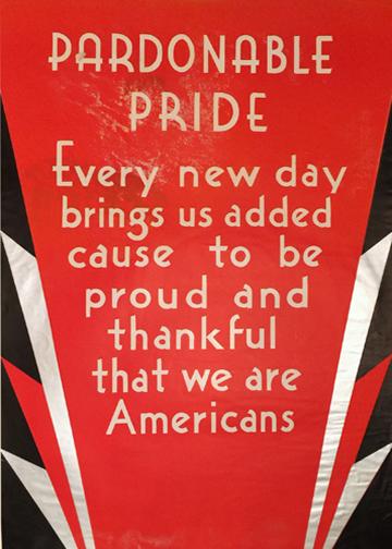 Pardonable Pride (Think American)