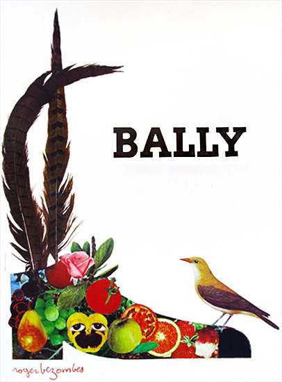 Bally Shoes (Fruit and Feathers)