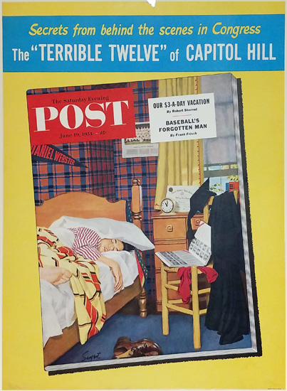 Saturday Evening Post - The Terrible Twelve of Capital Hill