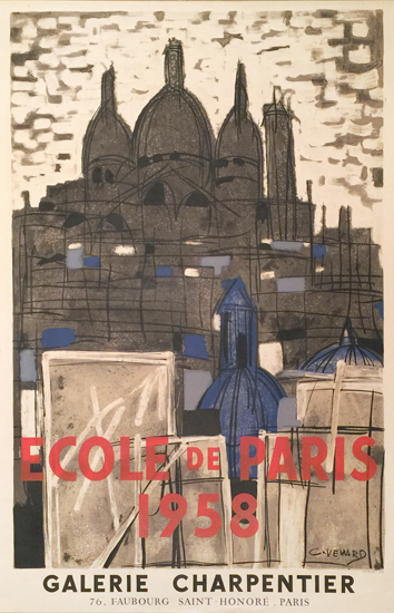 Ecole de Paris 1958