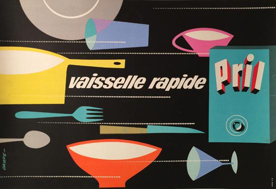 Pril Vaisselle Rapide (Dishes)