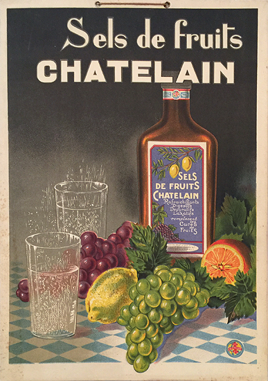 Sels de Fruits Chatelain