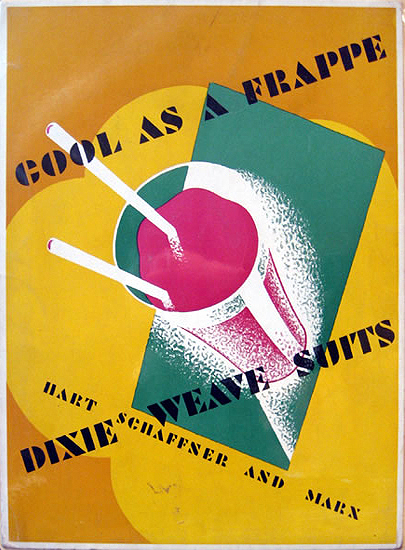 Cool as a Frappe - Dixie Weave Suits