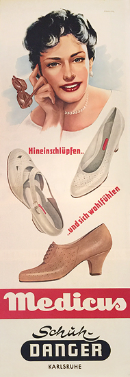Medicus Shoes Schuh Danger (Sunglasses)