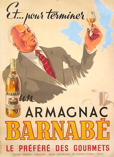 Un Armagnac Barnabe