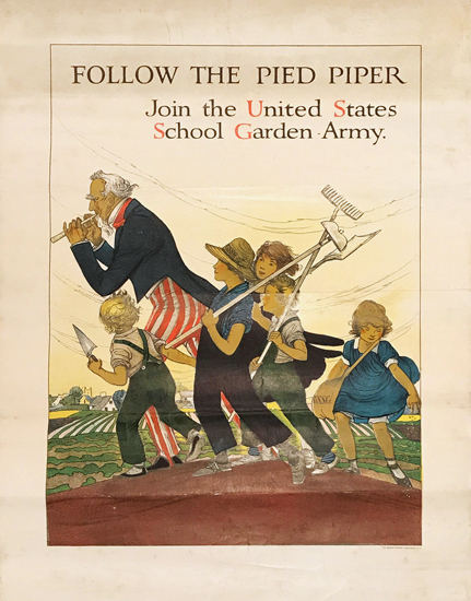 Follow the Pied Piper
