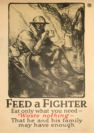 Feed A Fighter