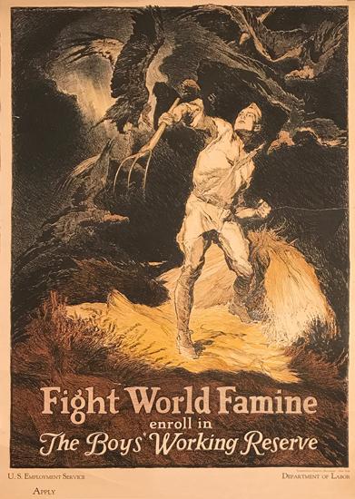 Fight World Famine