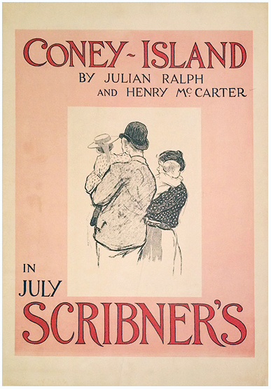Scribner's July Coney Island