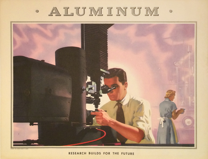 Aluminum Research for the Future
