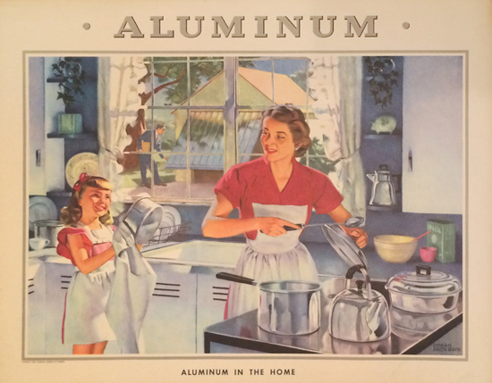 Aluminum In the Home