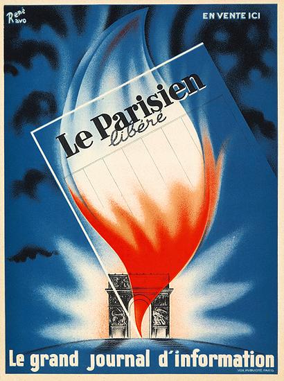 Le Parisien Libere